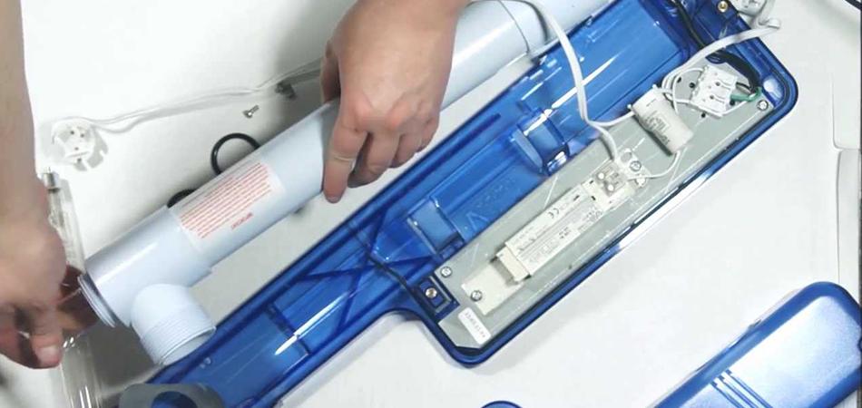 How to Change UV Sterilizer Bulb